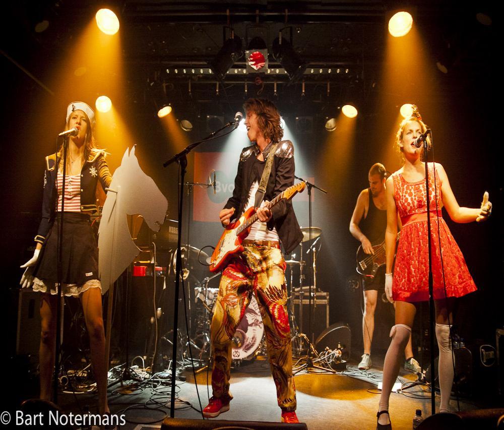 2012 - Bart Notermans (Cirque Valentin in Rotterdam)
