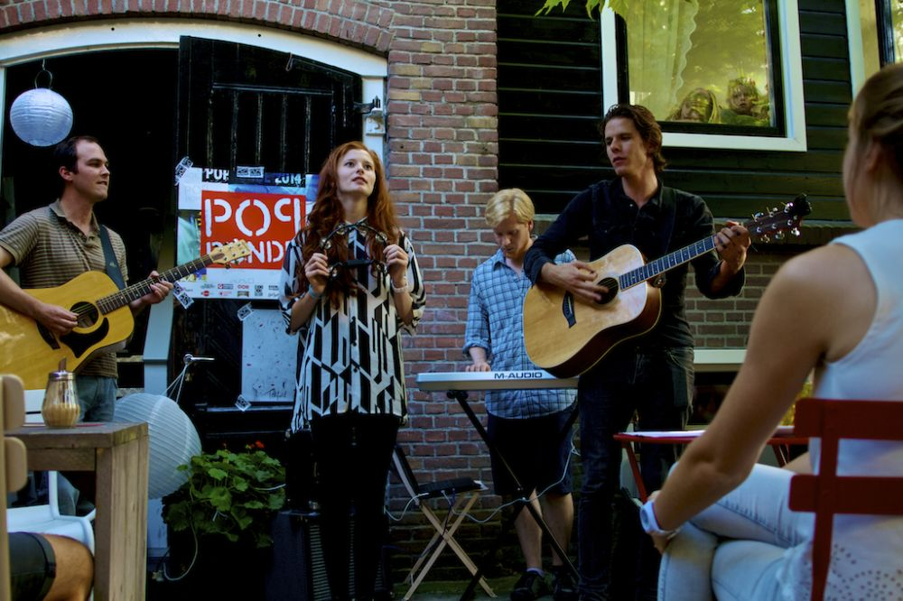 2014 - Mitch Wolters (The Great Communicators in Nijmegen)