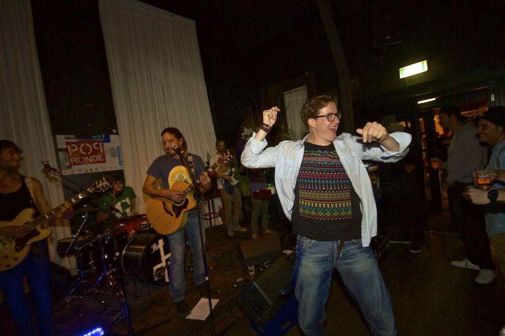 2014 - Mitch Wolters (Piñata in Apeldoorn)