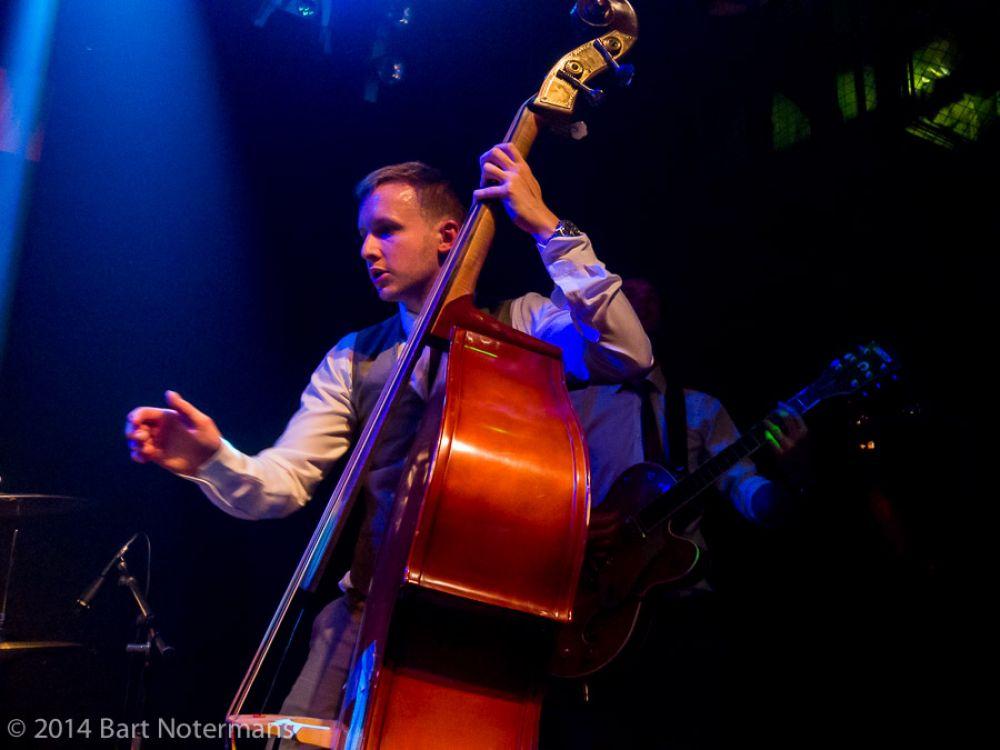 2014 - Bart Notermans (Trenchcoat in Delft)