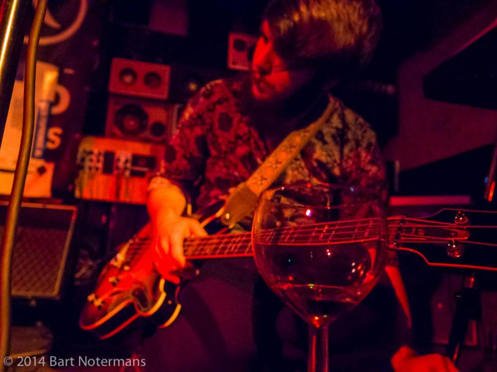 2014 - Bart Notermans (PAUW in Delft)