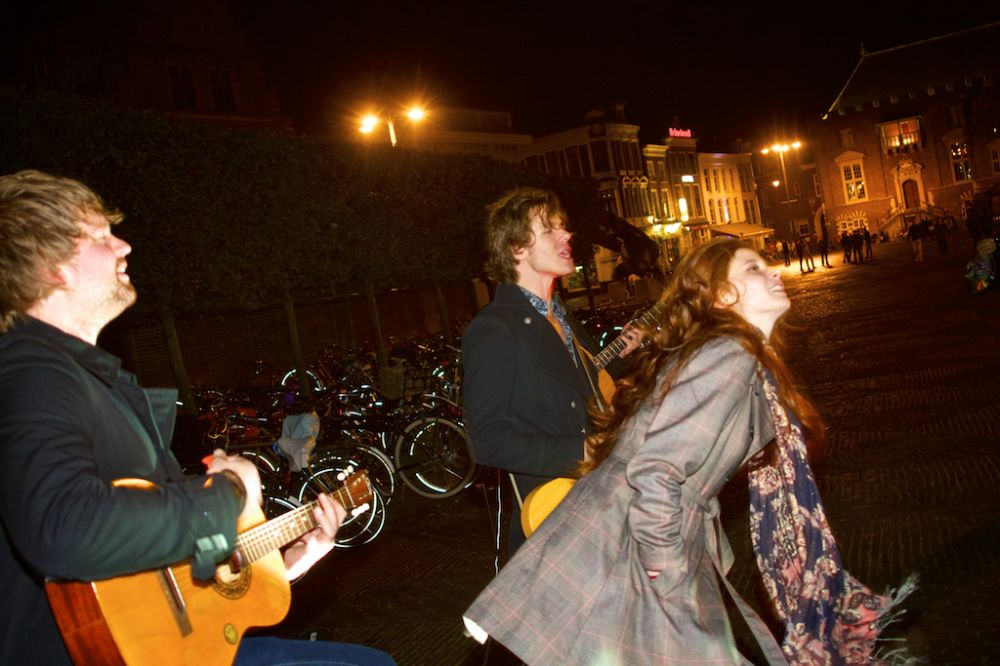 2014 - Mitch Wolters (The Great Communicators in Haarlem)