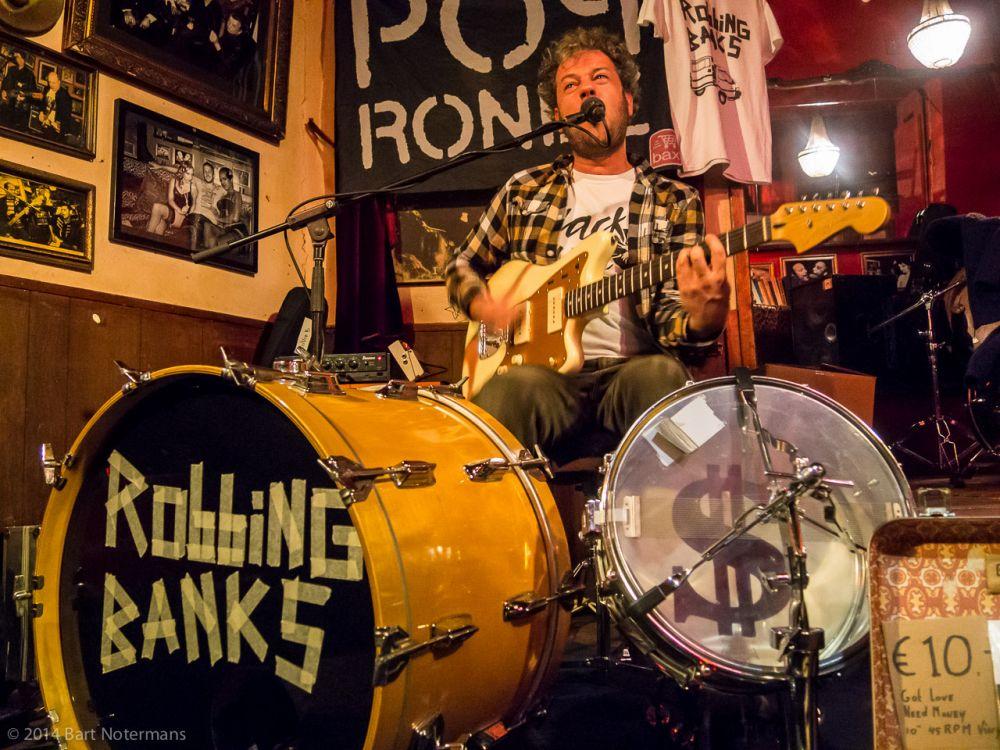 2014 - Bart Notermans (Robbing Banks in Rotterdam)