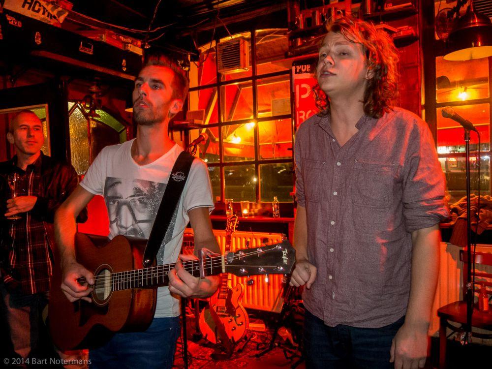 2014 - Bart Notermans (Me & Mr. Jansen in Rotterdam)
