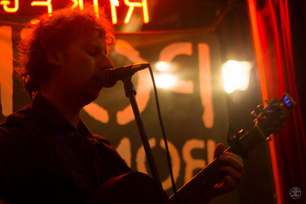 2014 - Ted van Aanholt - Sound of Dordt (I Took Your Name in Dordrecht)
