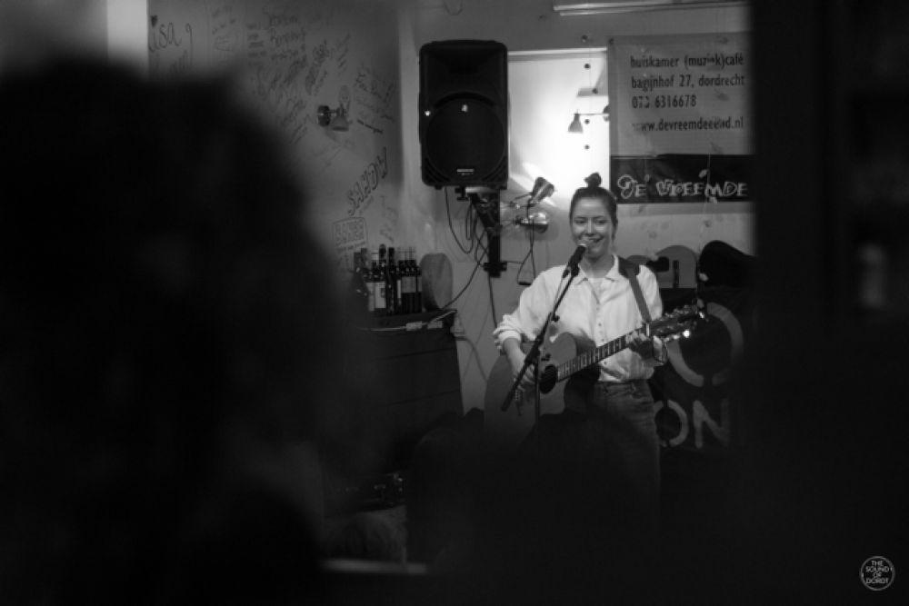 2014 - Ted van Aanholt - Sound of Dordt (on eva in Dordrecht)