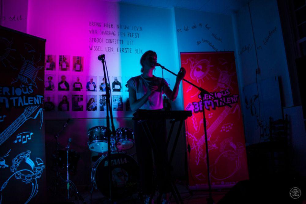 2014 - Ted van Aanholt - Sound of Dordt (Eveline Vroonland in Dordrecht)