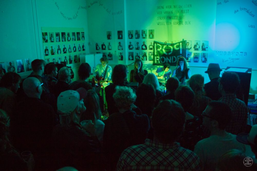 2014 - Ted van Aanholt - Sound of Dordt (The Indien in Dordrecht)