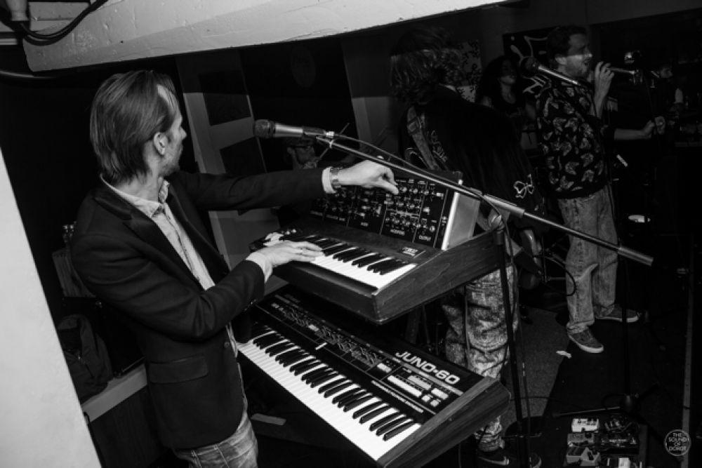 2014 - Ted van Aanholt - Sound of Dordt (Steye & The Bizonkid in Dordrecht)