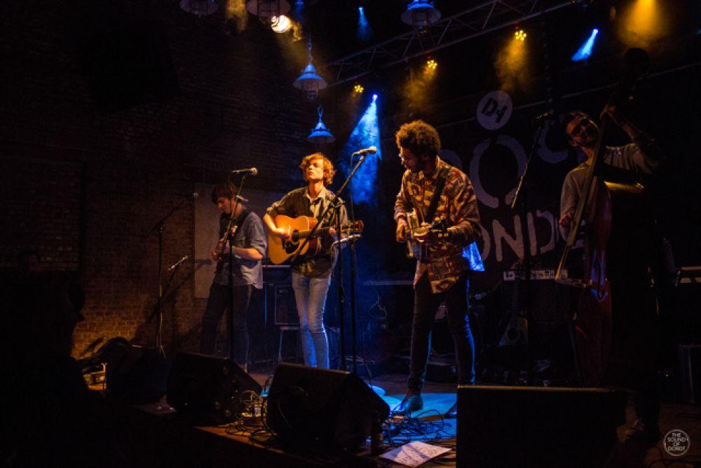 2014 - Ted van Aanholt - Sound of Dordt (The Cannonball Johnsons in Dordrecht)