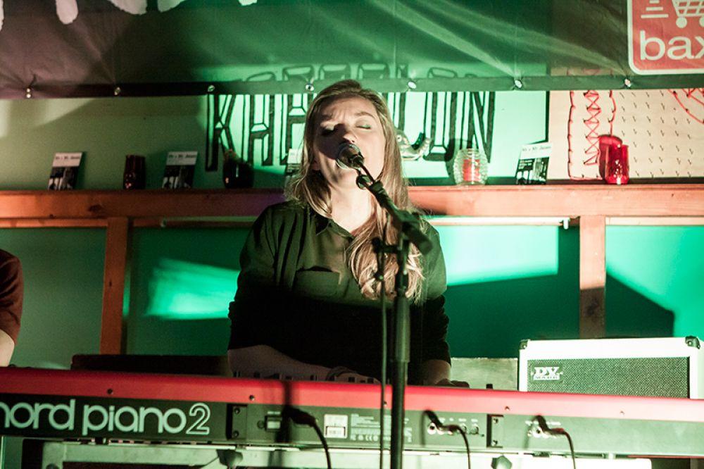 2014 - Melissa Duijn (Sofia Dragt in Amsterdam (eindfeest))