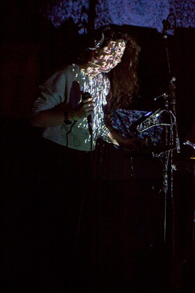2014 - Melissa Duijn (CUT_ in Amsterdam (eindfeest))