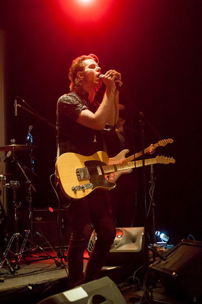 2014 - Melissa Duijn (The Great Communicators in Amsterdam (eindfeest))
