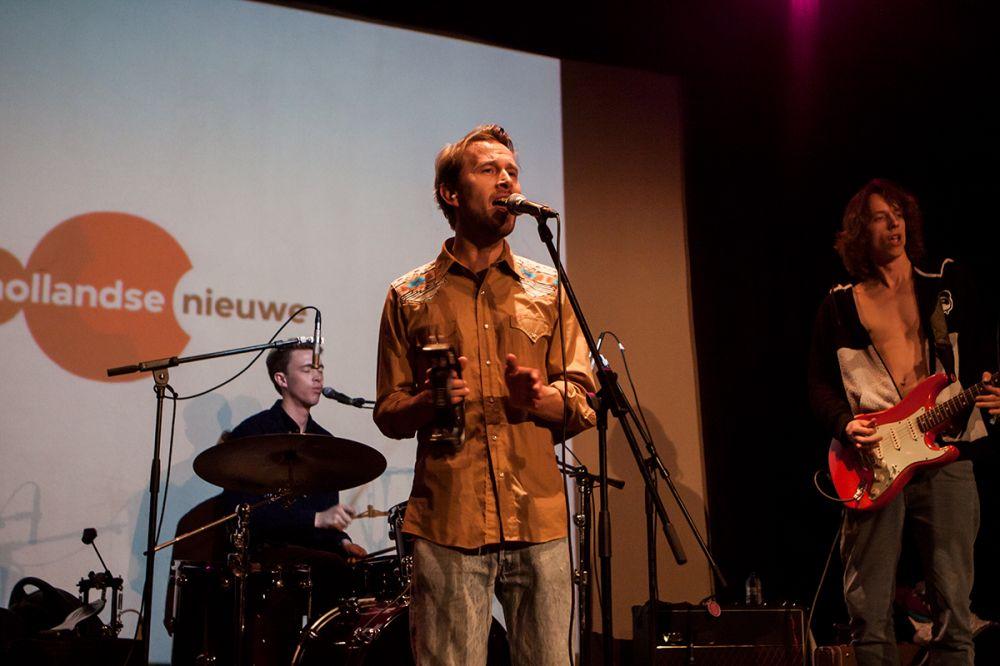 2014 - Melissa Duijn (Steye & The Bizonkid in Amsterdam (eindfeest))