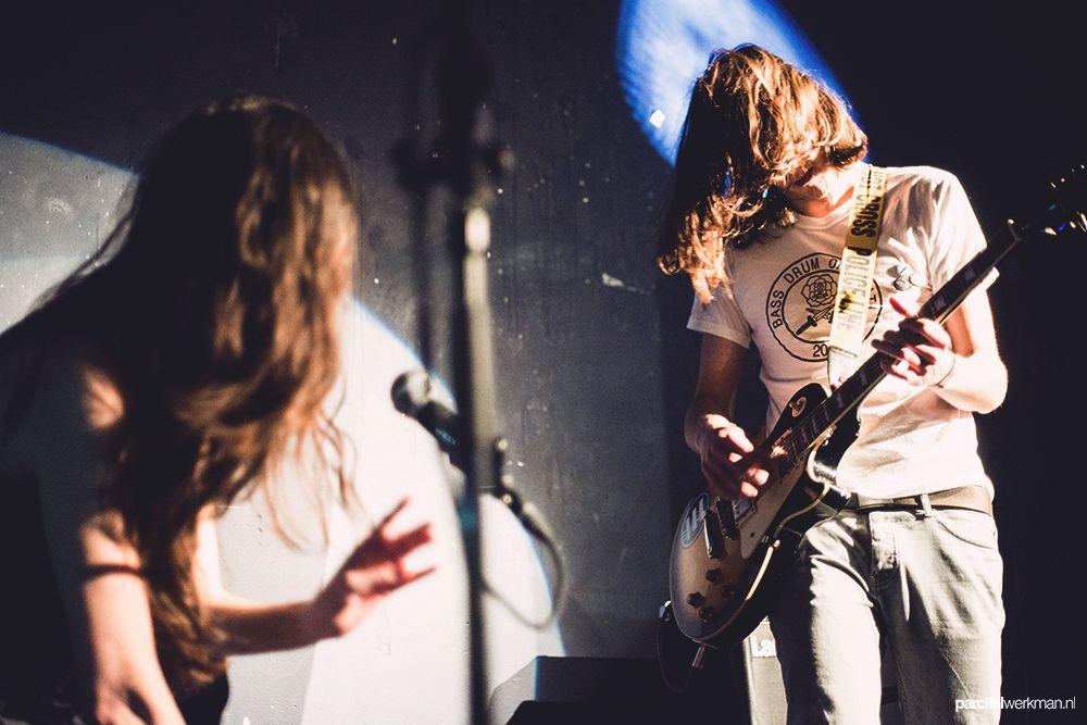 2014 - Parcifal Werkman (The Shady Greys in Amsterdam (eindfeest))