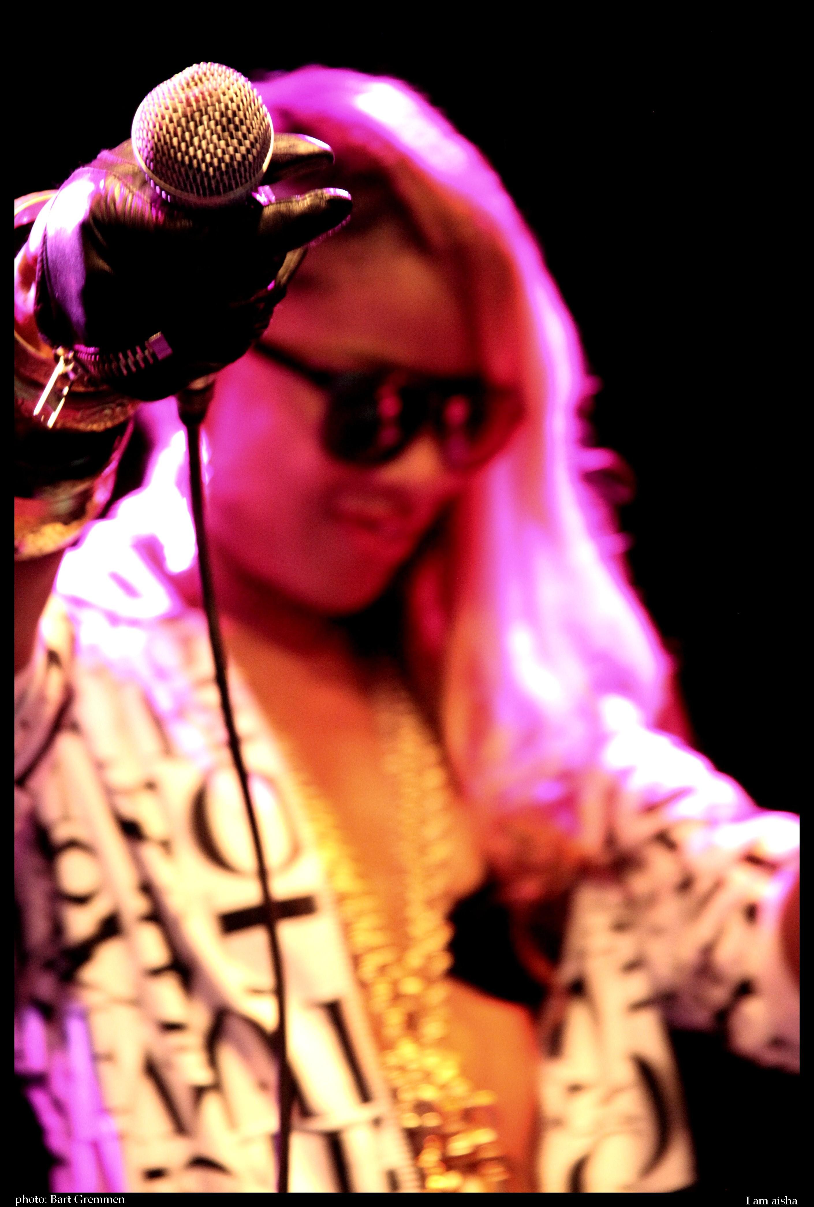 2011 - Bart Gremmen (IamAisha)