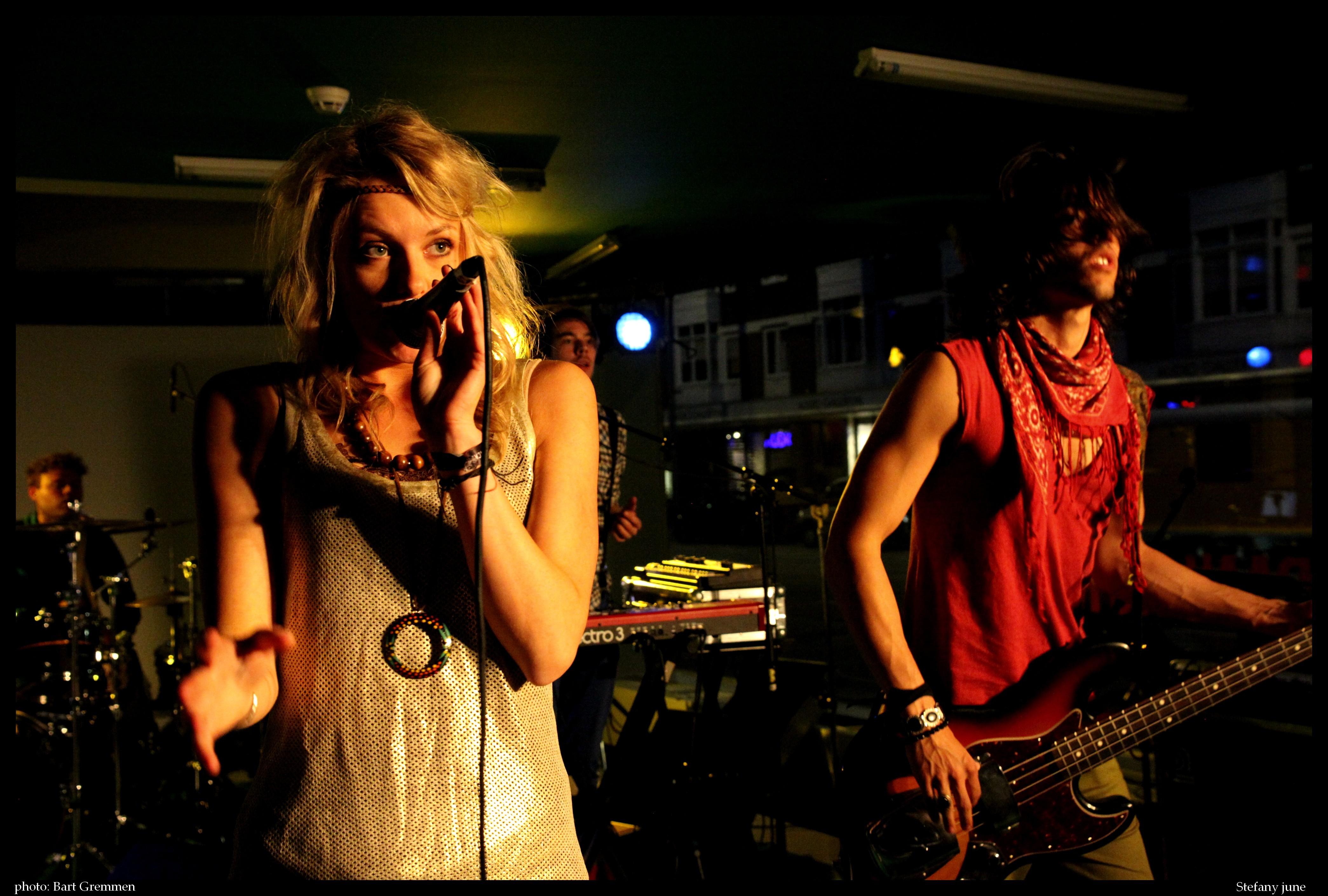2011 - Bart Gremmen (Stefanie June)