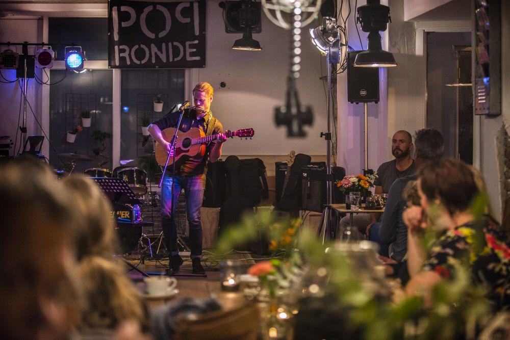 2015 - Kim Balster - KB Fotografie (Jesse Woodson in Apeldoorn)