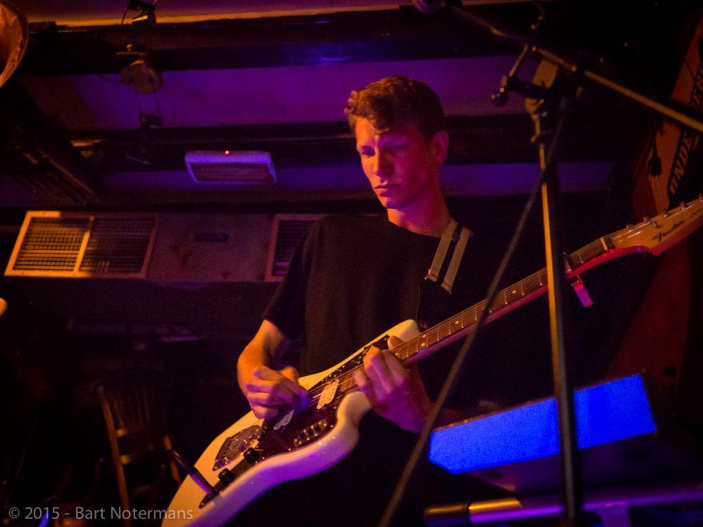 2015 - Bart Notermans (Stillwave in Delft)