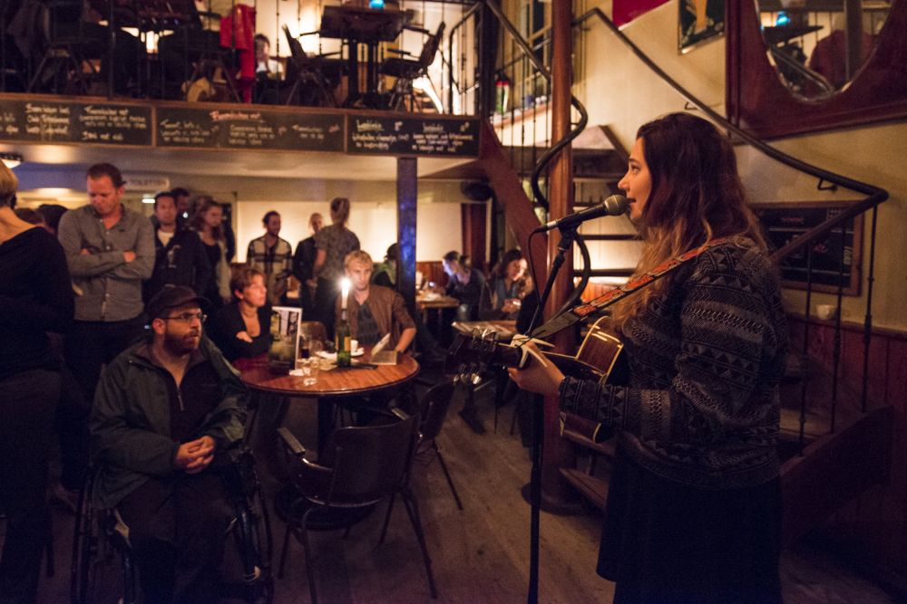 2015 - Kim Balster - KB Fotografie (KIRA in Delft)