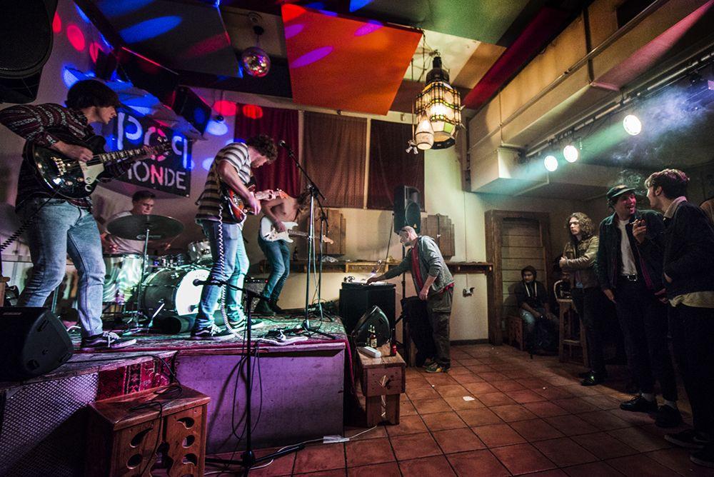2015 - Kim Balster - KB Fotografie (Iguana Death Cult in Eindhoven)