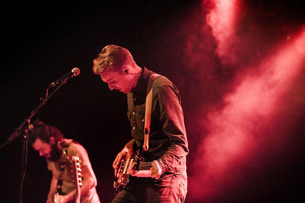 2015 - Kim Balster - KB Fotografie (Alexi Lalas in Eindhoven)