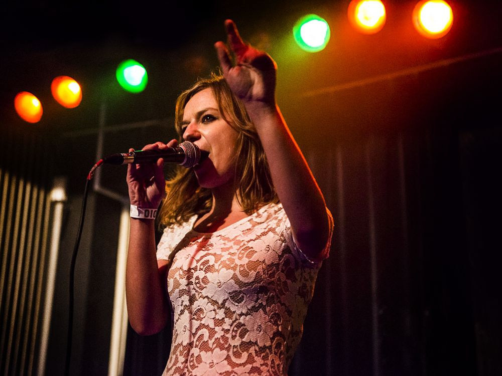 2015 - Kim Balster - KB Fotografie (RIIOT feat. Paulina Dubaj in Tilburg)