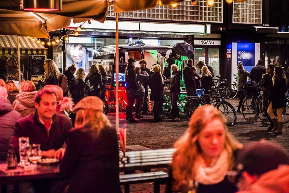 2015 - Kim Balster - KB Fotografie (onbekende artiest in Den Haag)