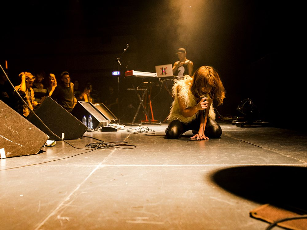 2015 - Kim Balster - KB Fotografie (RIIOT feat. Paulina Dubaj in Utrecht)