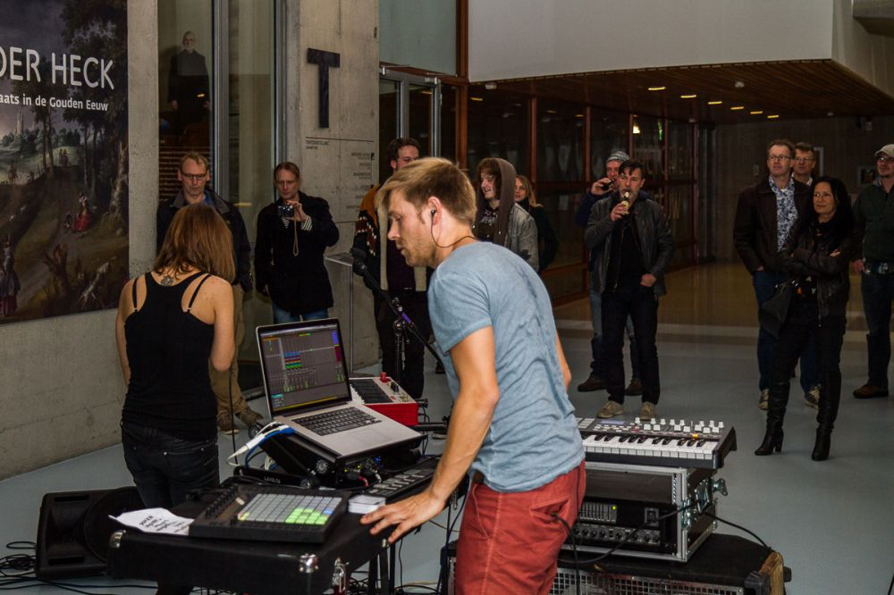 2015 - Rick de Visser - Click Rick Photography (RIIOT feat. Paulina Dubaj in Alkmaar)