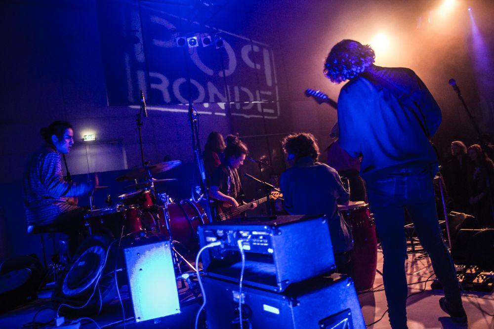 2015 - Ted van Aanholt  (Echo Movis in Amsterdam Eindfeest)