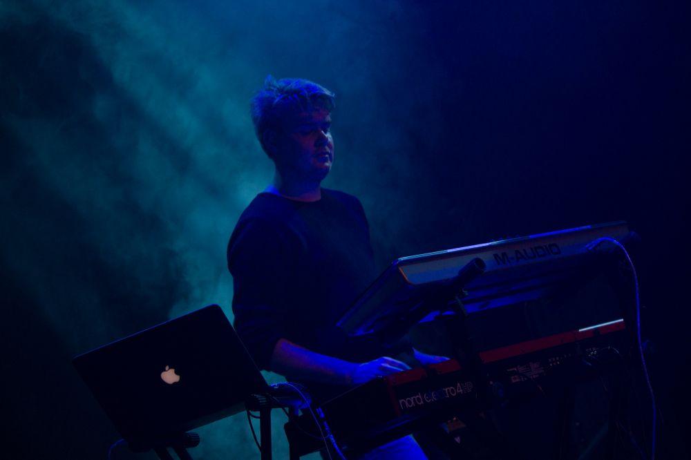 2015 - Ted van Aanholt  (HAEVN in Amsterdam Eindfeest)