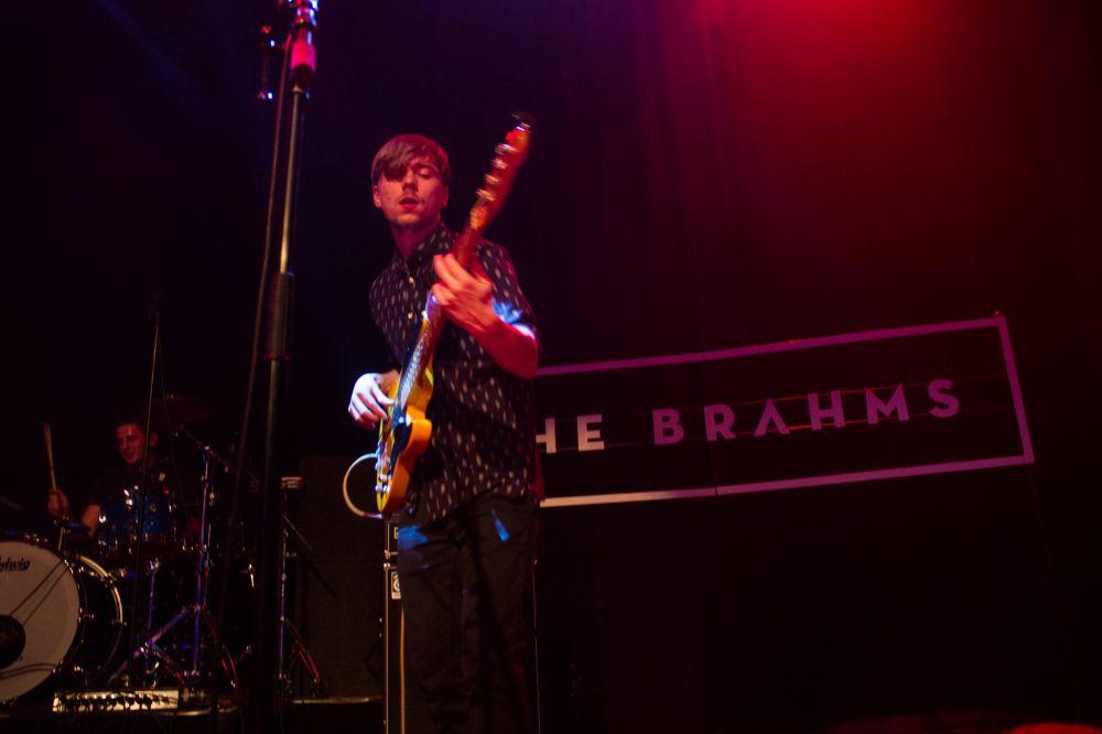 2015 - Ted van Aanholt  (The Brahms in Amsterdam Eindfeest)