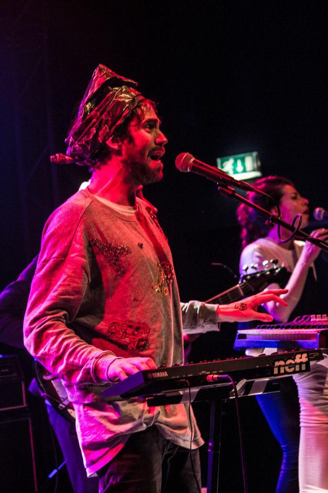 2015 - Ted van Aanholt  (la Garçon* in Amsterdam Eindfeest)
