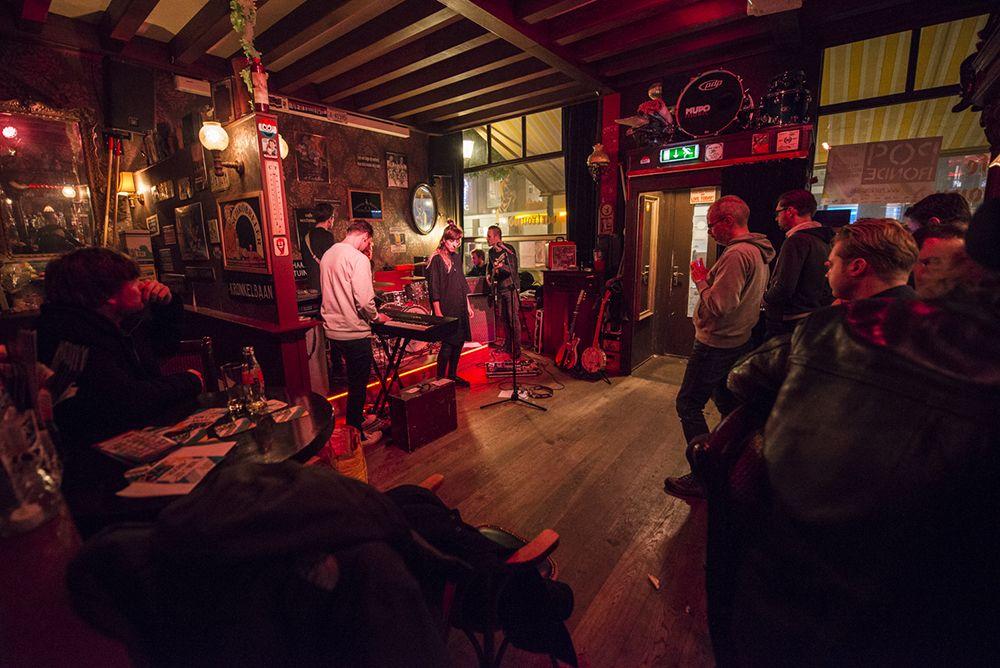 2015 - Kim Balster - KB Fotografie (Half Way Station in Hoorn)
