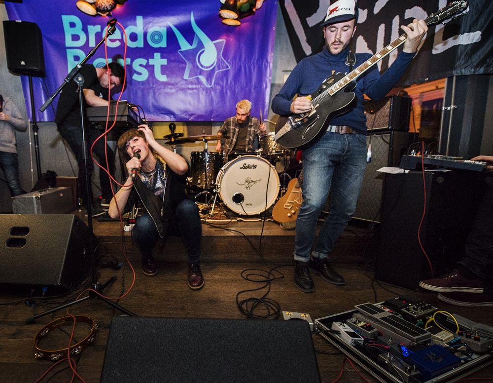 2015 - Kim Balster - KB Fotografie (Half Way Station in Breda)