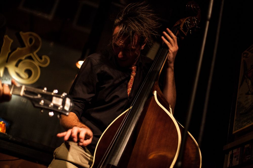 2016 - Sharon & Maureen Fotografie (The Badger and the Bass in Leeuwarden)