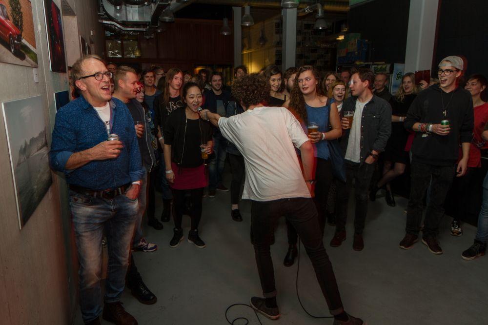 2016 - Rick de Visser - Click Rick Photography (Magnetic Spacemen in Amsterdam Eindfeest)