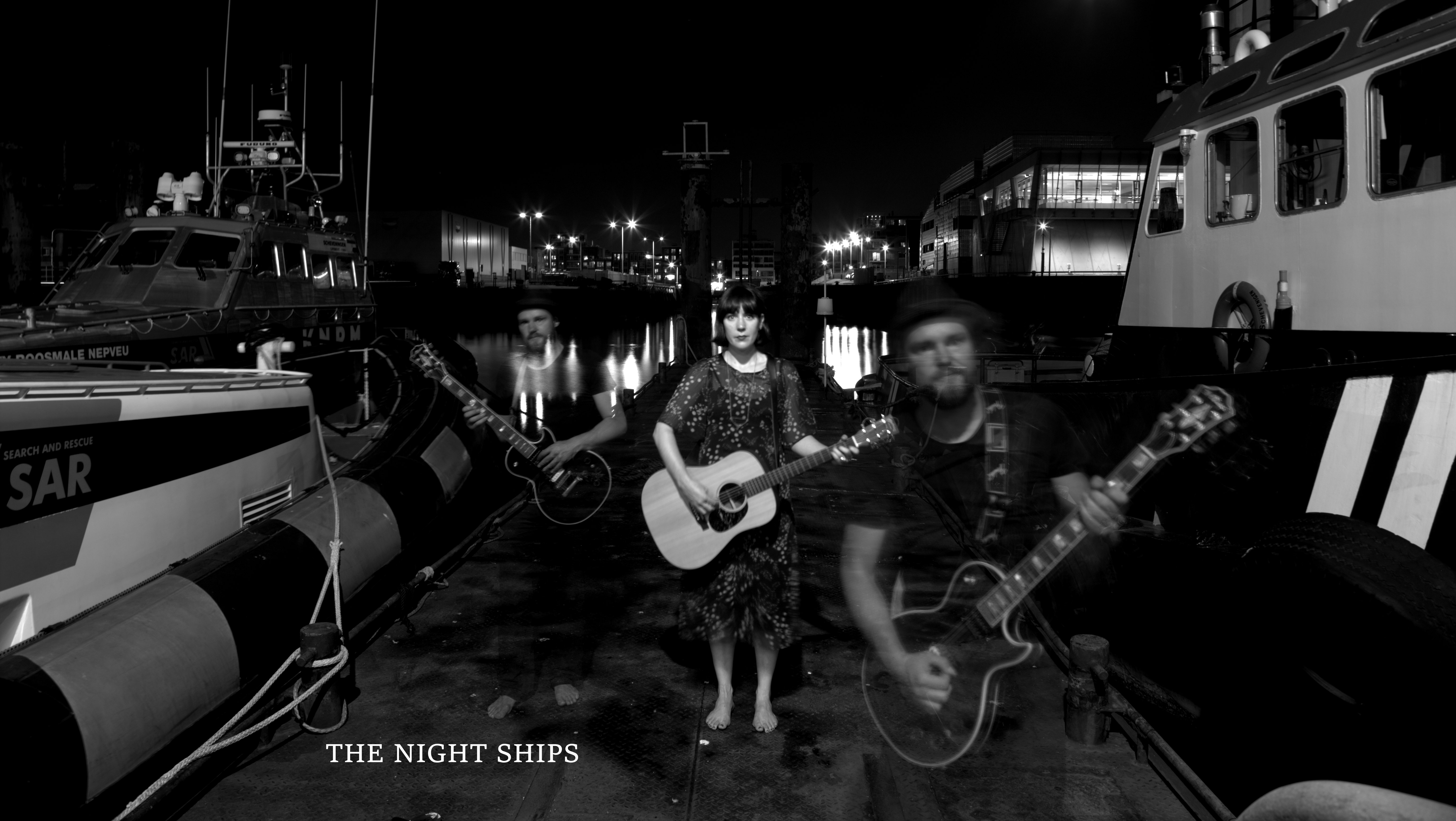 The Night Ships