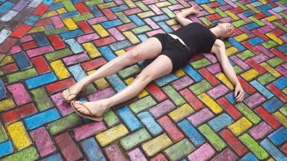 Nancy Kleurenblind