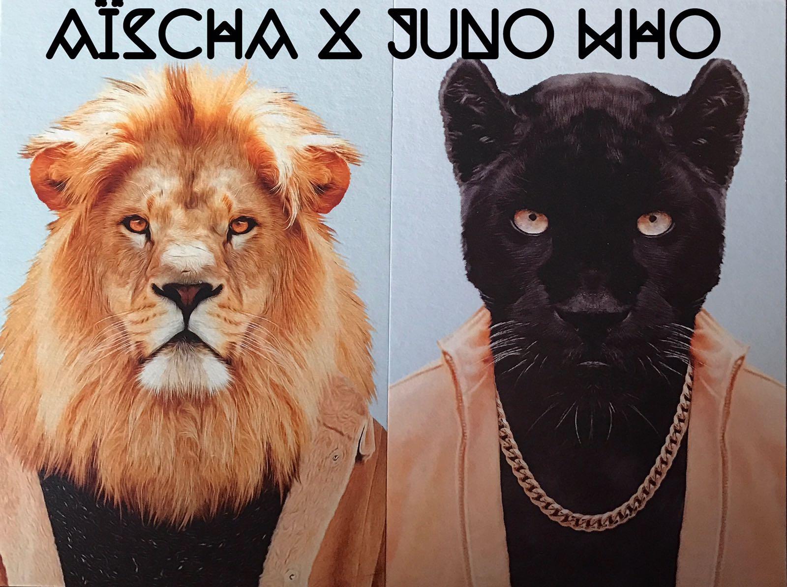 AISCHA X JUNO WHO