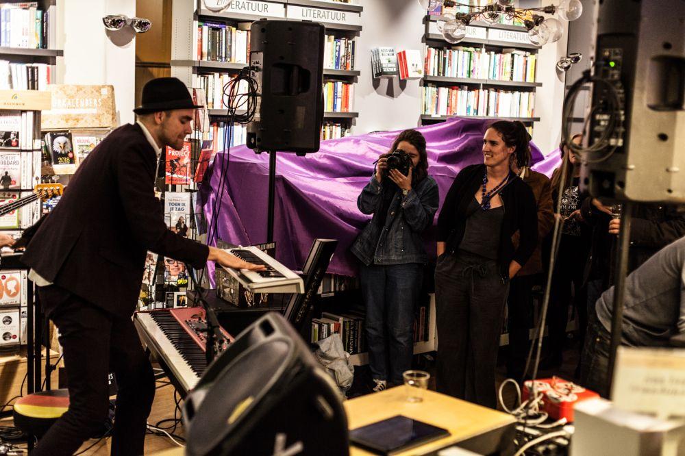 2017 - Sharon & Maureen Fotografie (Jan Terlouw Junior & The Nightclub in Arnhem )