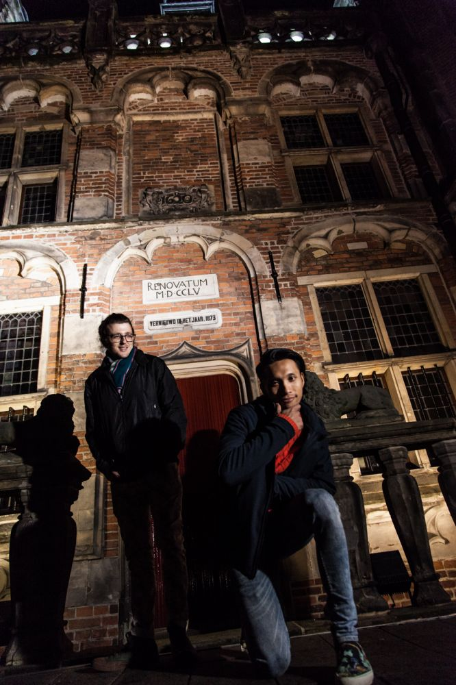 2017 - Sharon & Maureen Fotografie (The Curious Incident in Deventer)