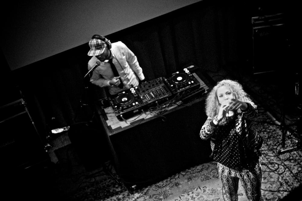 2012 - Mitch Wolters (Zanillya in Haarlem)