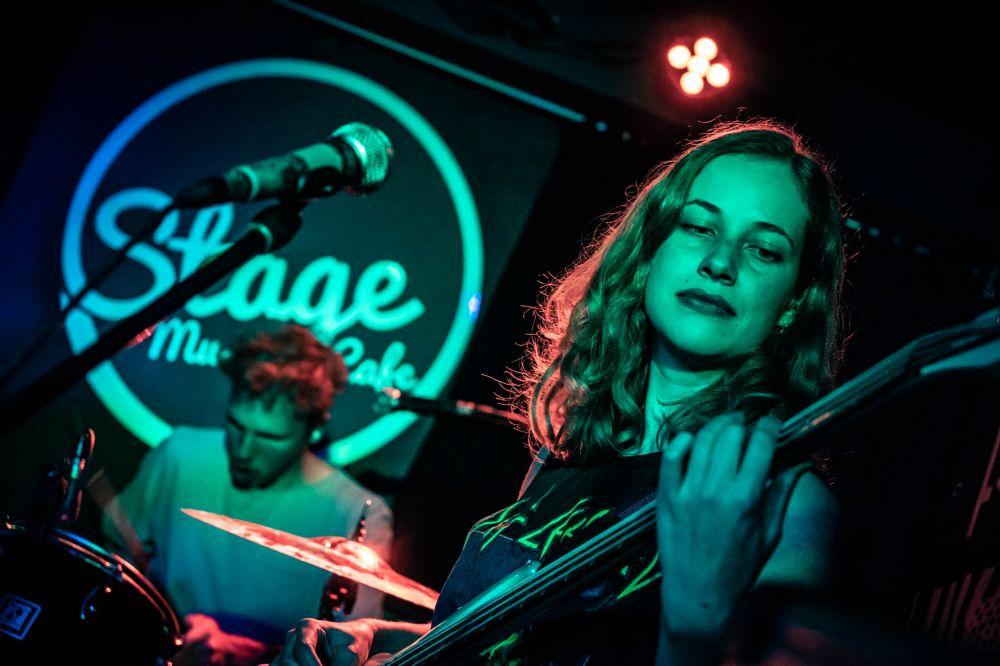 2018 - Jessie Kamp Fotografie (Jibber Jabber & the Jams in Eindhoven)