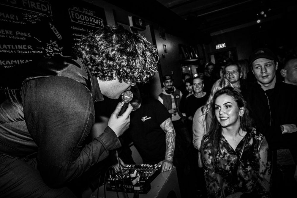 2018 - Jessie Kamp Fotografie (THE TEN BELLS in Rotterdam)
