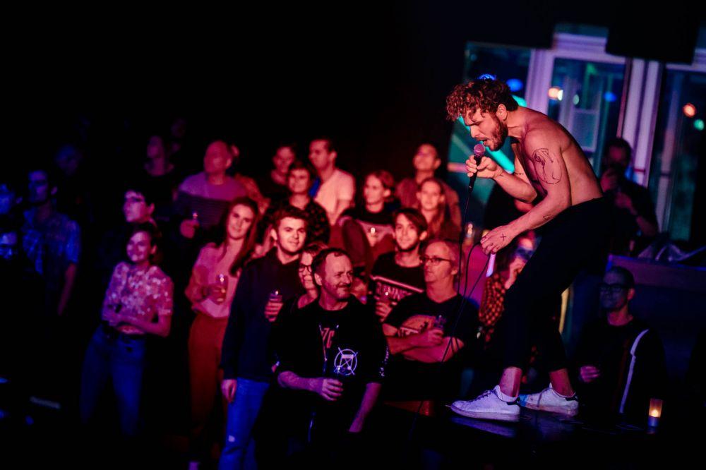 2018 - Jessie Kamp Fotografie (Yip Roc in Hilversum)