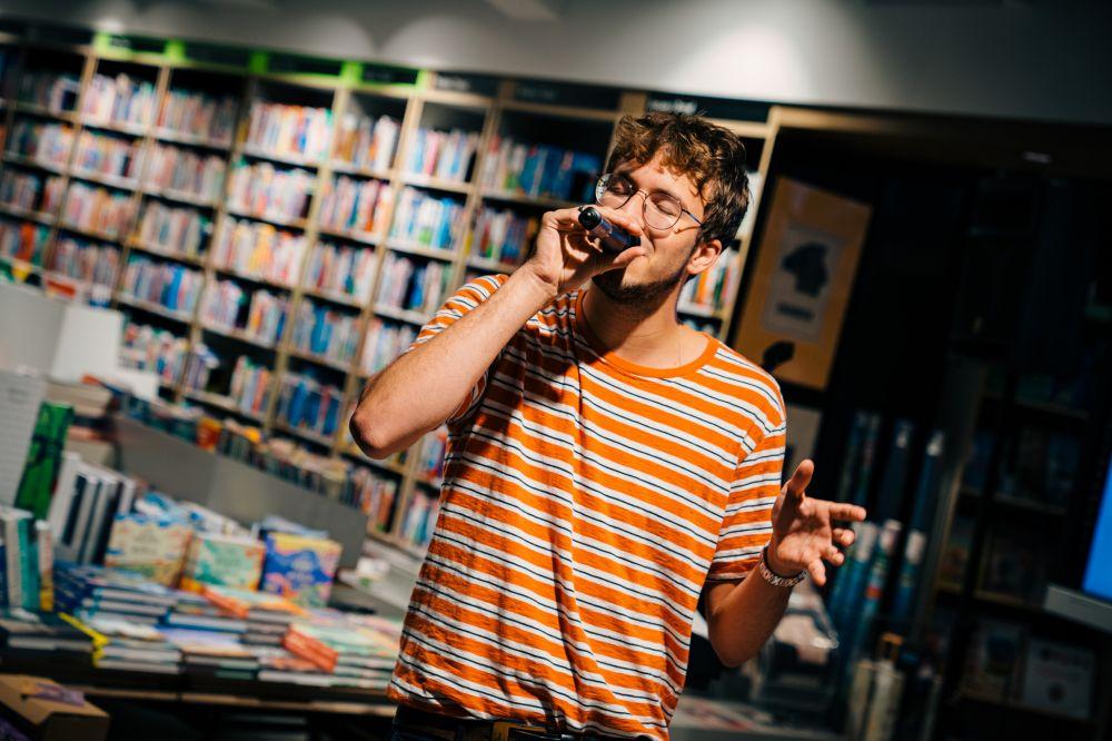 2019 - Jessie Kamp Fotografie (Ben Forte in Eindhoven)