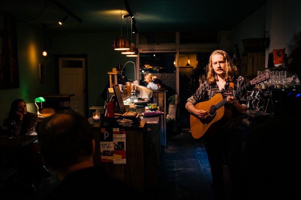 2019 - Jessie Kamp Fotografie (Aidan & the Wild in Zwolle)