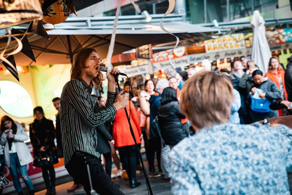 2019 - Jessie Kamp Fotografie (The Naked Sweat Drips in Rotterdam)